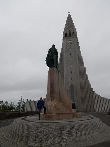 IJsland - Reykjavik - Hallgrimskirkja