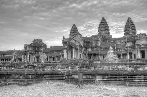 Ankgor Wat from the rear | by a300zx4pak
