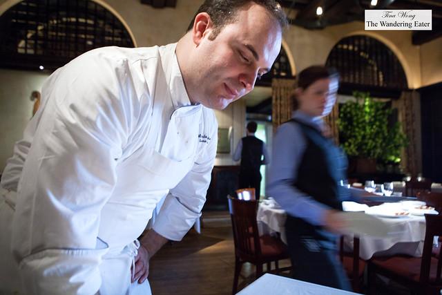 Executive Pastry Chef Miroslav Uskokovic