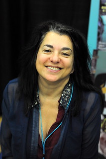 New York Comic Fest 2014: Ann Nocenti | by Kendall Whitehouse