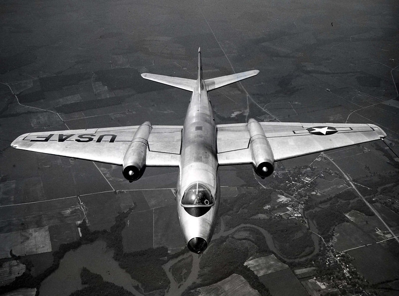 B-57 Martin Bomber