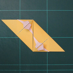วิธีพับบอลกระดาษแบบเอสเตลล่าฟลอร์ (Estrella Flor Kusudama)013