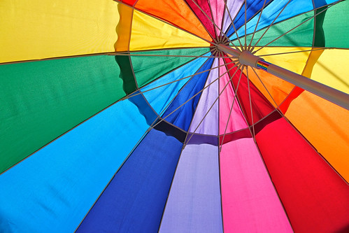 Colorful umbrella | by mrgraphic2