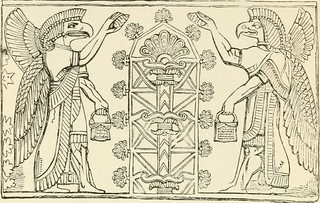 """Image from page 187 of """"Ancient pagan and modern Christian symbolism"""" (1874) 