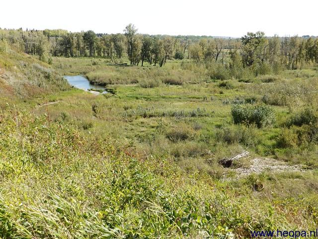 16-09-2013 De Vallei - fishcreek wandeling 36 Km  (79)