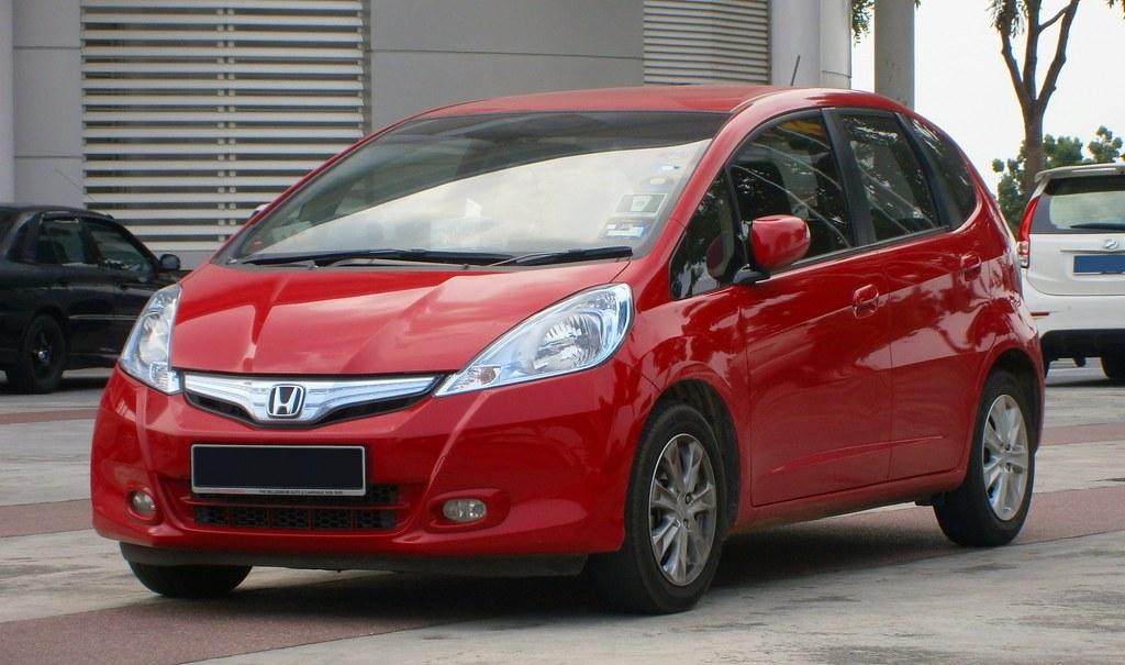 2012 Honda Jazz Hybrid Cyberjaya Malaysia Manoj Prasad Flickr