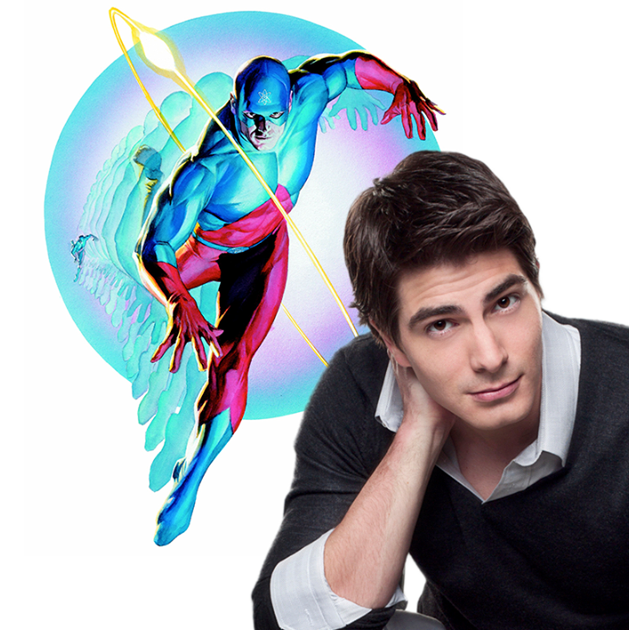 The Atom - Brandon Routh