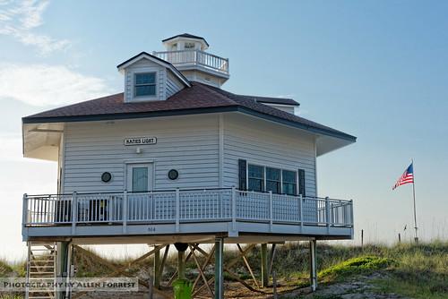 fernandinabeach florida oldhouse lighthouse unitedstates