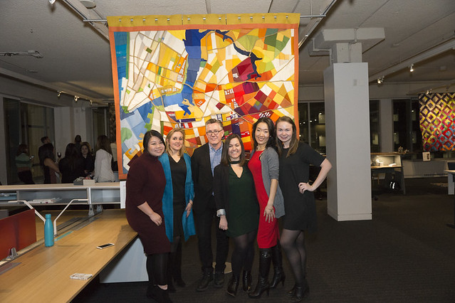 IIDA NY Sustainable Quilt Auction 2017