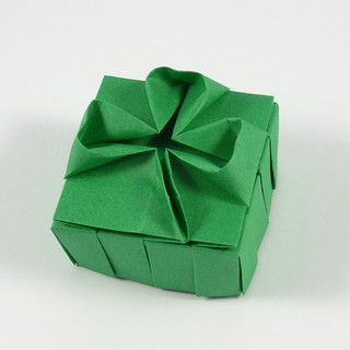 Shamrock Box | by Michał Kosmulski