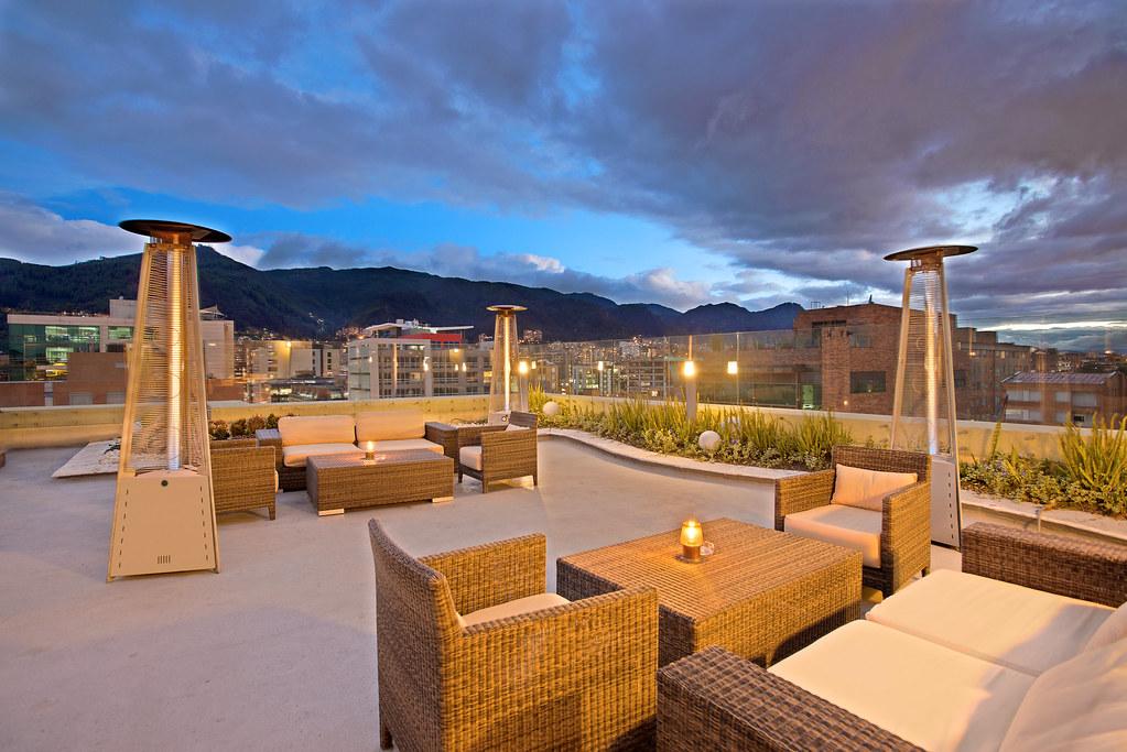 Terraza Del Bar Top 94 Casa Dann Carlton Hotel Spa B