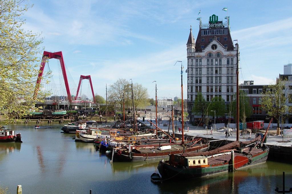 Oude Haven Rotterdam Rotterdam Oude Haven Jan Arie Van