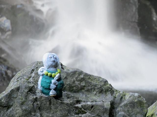 Frigga at the Falls