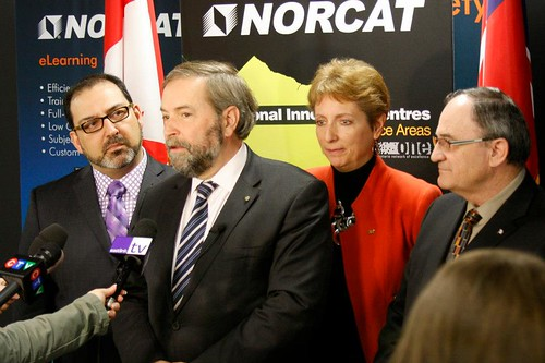 NORCAT Launches Open Innovation Platform to Connect the 'Builders' and 'Buyers' of Innovation