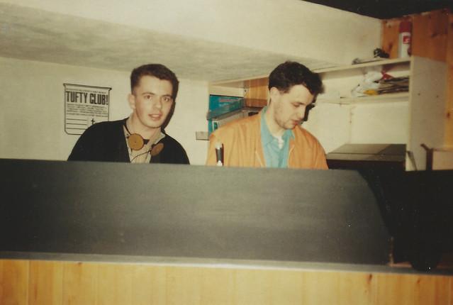 Tufty Club DJs