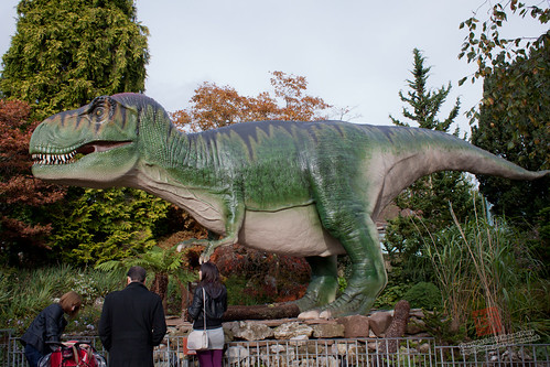 Dinosaurs @ Bristol Zoo | by Richard Perry