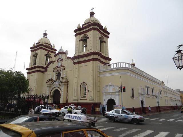 Trujillo: Iglesia de San Agustín