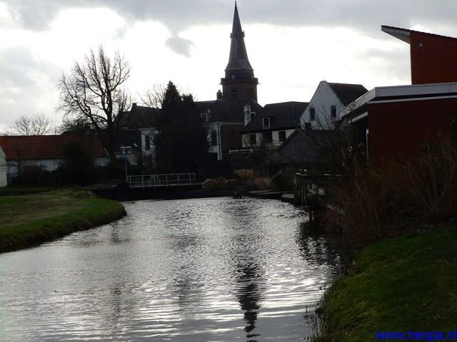 15-02-2014 Woerden 26 Km (44)