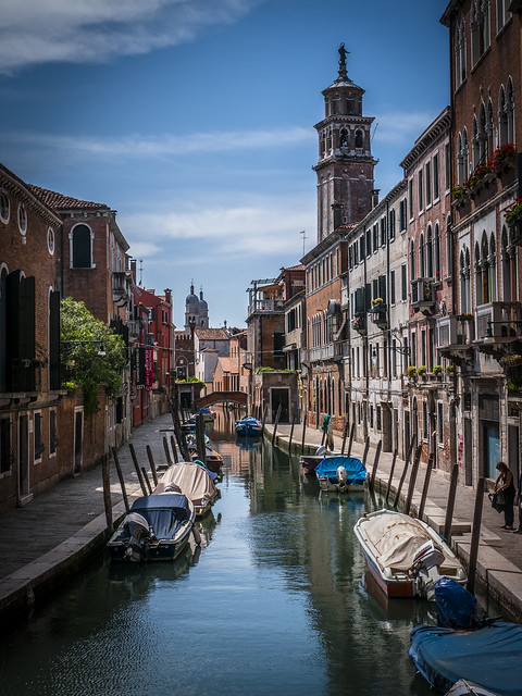 A picture of Venice