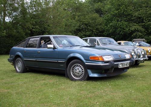 1985 Rover 2600 Vanden Plas auto SD1 | by Spottedlaurel