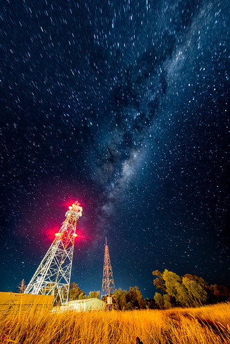 Milky Way in Goondiwindi [EXPLORE #65] | by jezza323