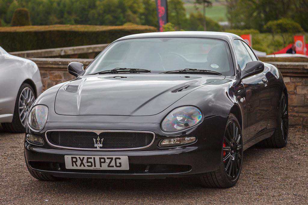 Maserati 3200 GT | Black 2001 Maserati 3200 GT, I think ...