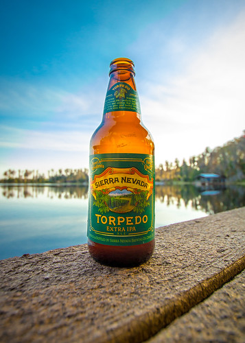 sunset lake beer march dock florida odessa torpedo ipa lakealice lightroom 2013 sierranevadabrewing tamronaf1118mmf4556diiispld canoneosdigitalrebelt3i