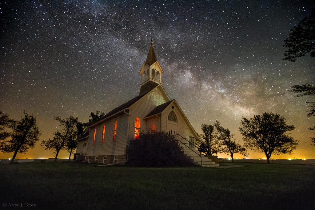 Dakota Territory Milky Way