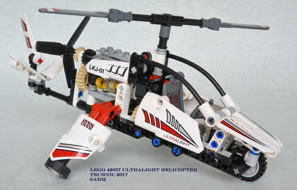 Lego 42057 Ultralight Helicopter Lego 42057 Ultralight Hel Flickr