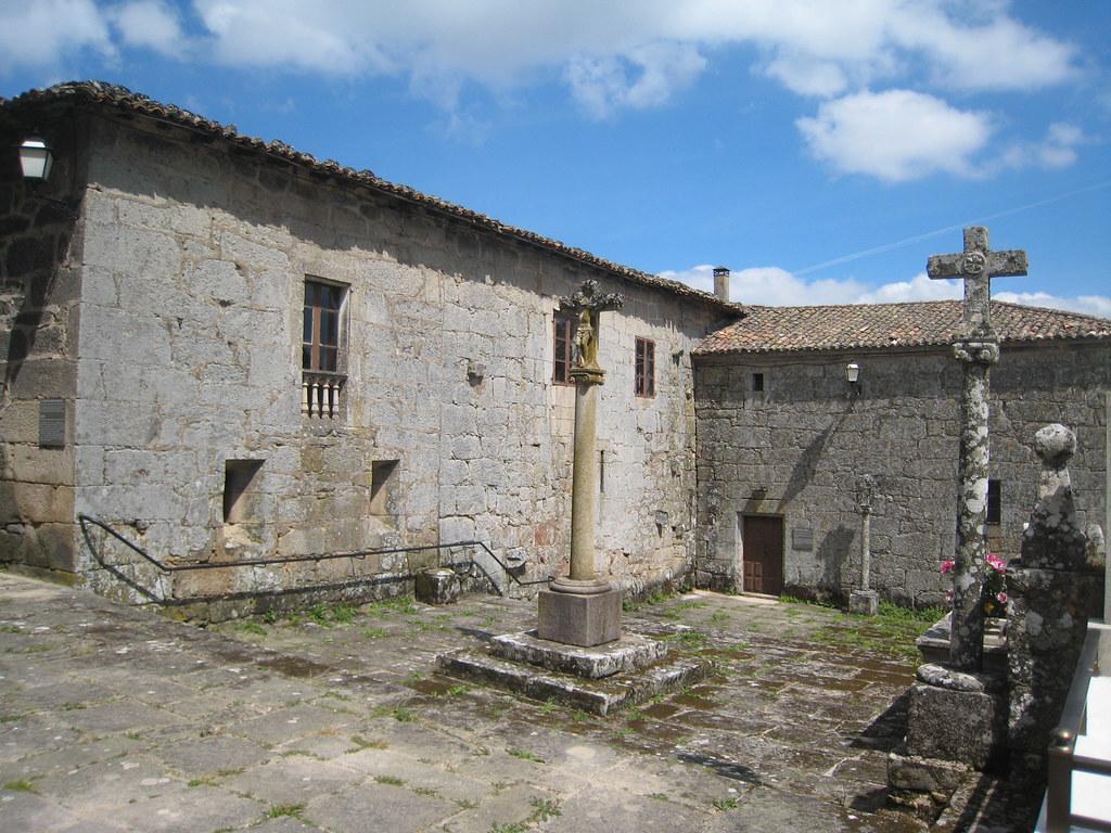 Ourense Santa Mariña De Augas Santas Delfín Rodríguez Flickr