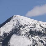 Loneman Mountain and Loneman Lookout
