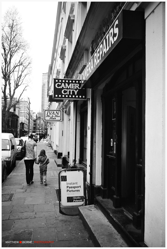 Camera City, London
