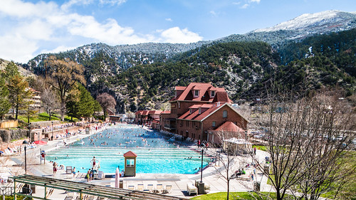 Hot Springs - Glenwood Springs, CO   by Jason Cipriani