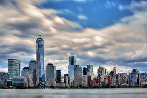 Clouds Over Freedom   by Matthew Pugliese