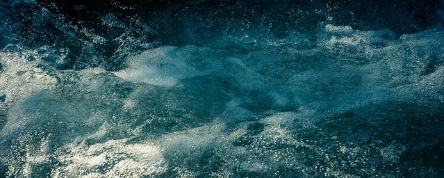 Rush water III - texture