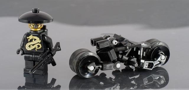 Bounty Hunter Shen X and his Honda RZR (01)