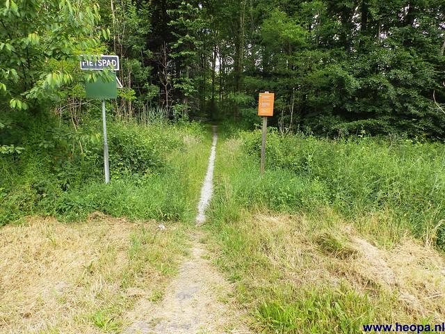 12-06-2014 Dronten Roggebotzand  20 Km (27)