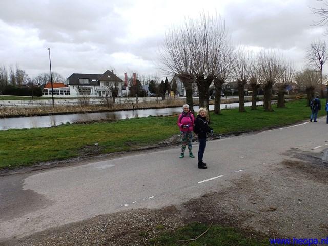 15-02-2014 Woerden 26 Km (31)