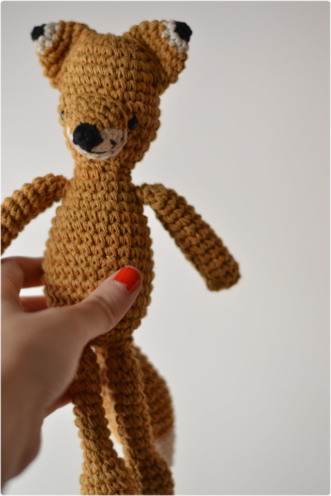 Amigurumipatterns — Amigurumi pattern for Lisa the fox by designer... | 1024x683