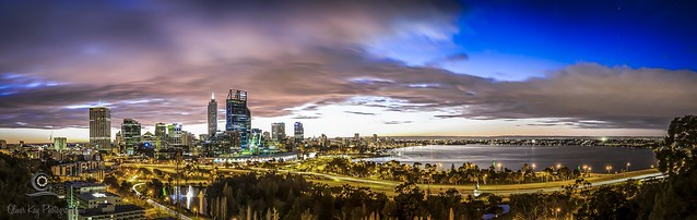 Perth Dawn Panoramic June 2014-Edit-Edit-Edit