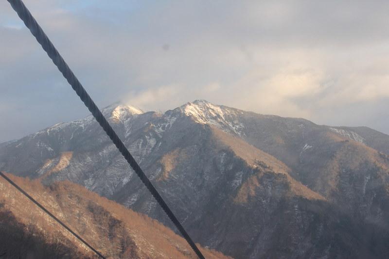 谷川岳 雪山 2013年