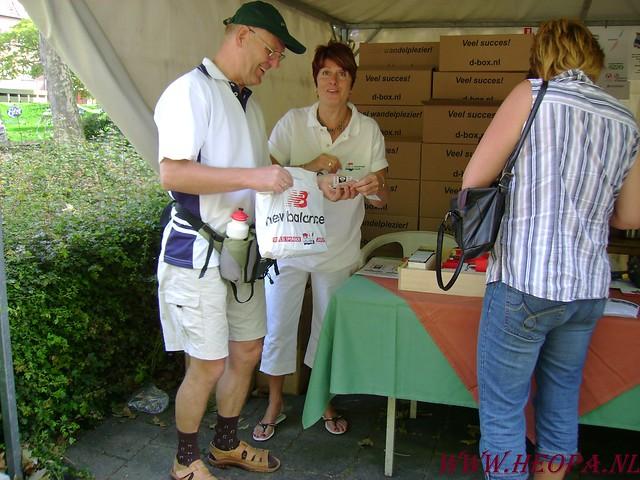2007-07-16 Startbewijs op halen en vlaggen parade. (3)