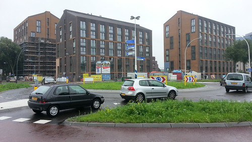 Studentenwoningen Burg. Roelenweg | by Kiek dan, Zwolle bouwt!