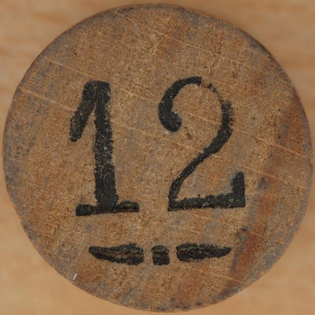 Bingo Number 12