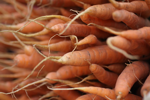 Carrots, unedited | by Kenneth Ristau