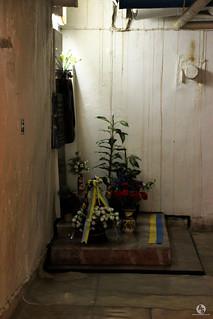 Valery Khodemchuk Memorial - Chernobyl   by atomicallyspeaking