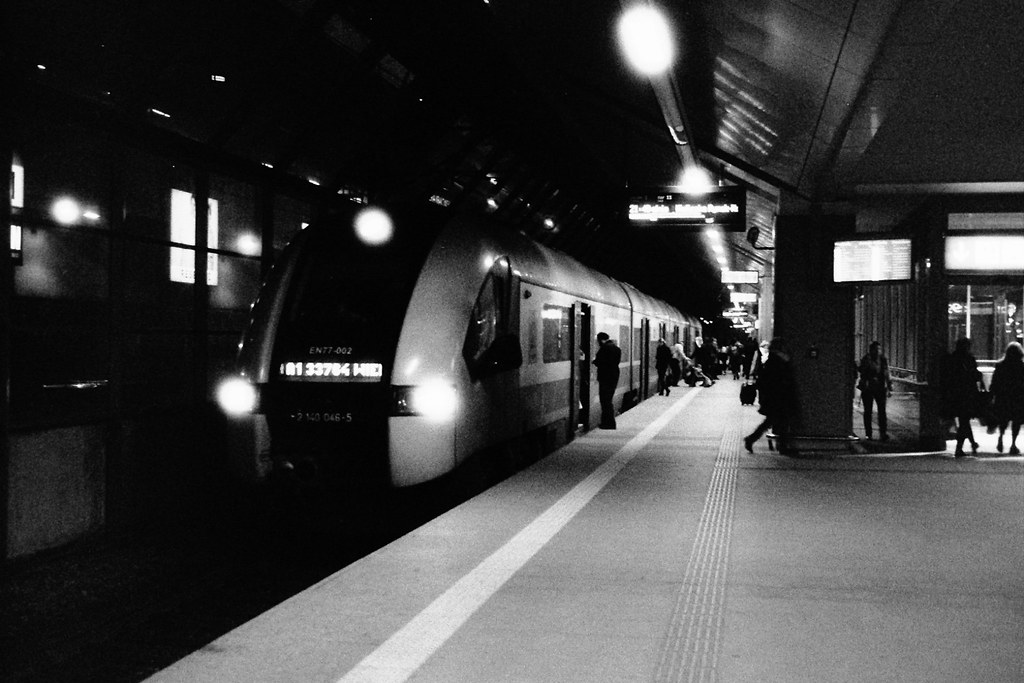 Pociąg do Wieliczki / Train to Wieliczka