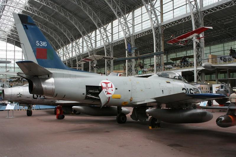 North American F-86F Sabre 5