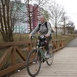 foto: Do práce na kole