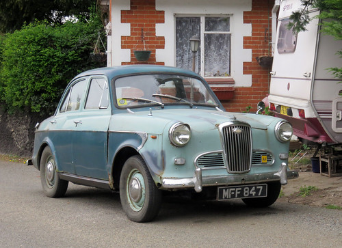 1958 Wolseley 1500 | by Spottedlaurel